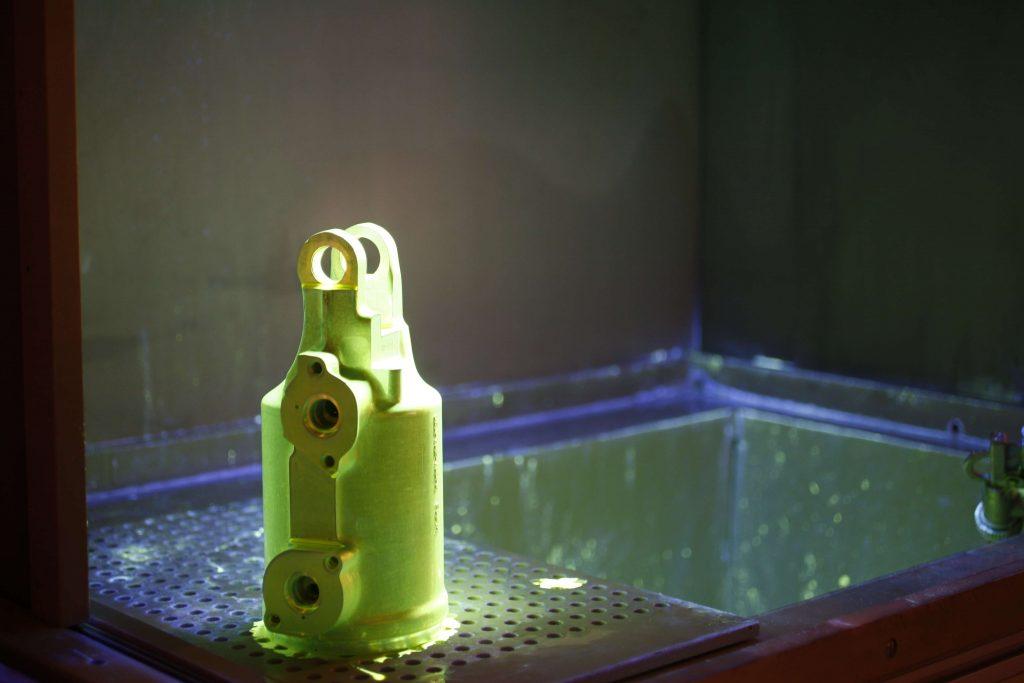 piece aeronautique lavage fin kerosene