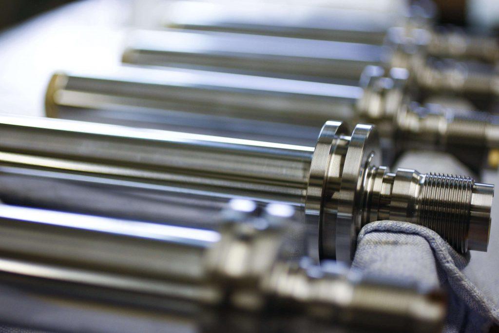 piece aeroanutique mecanique de precision