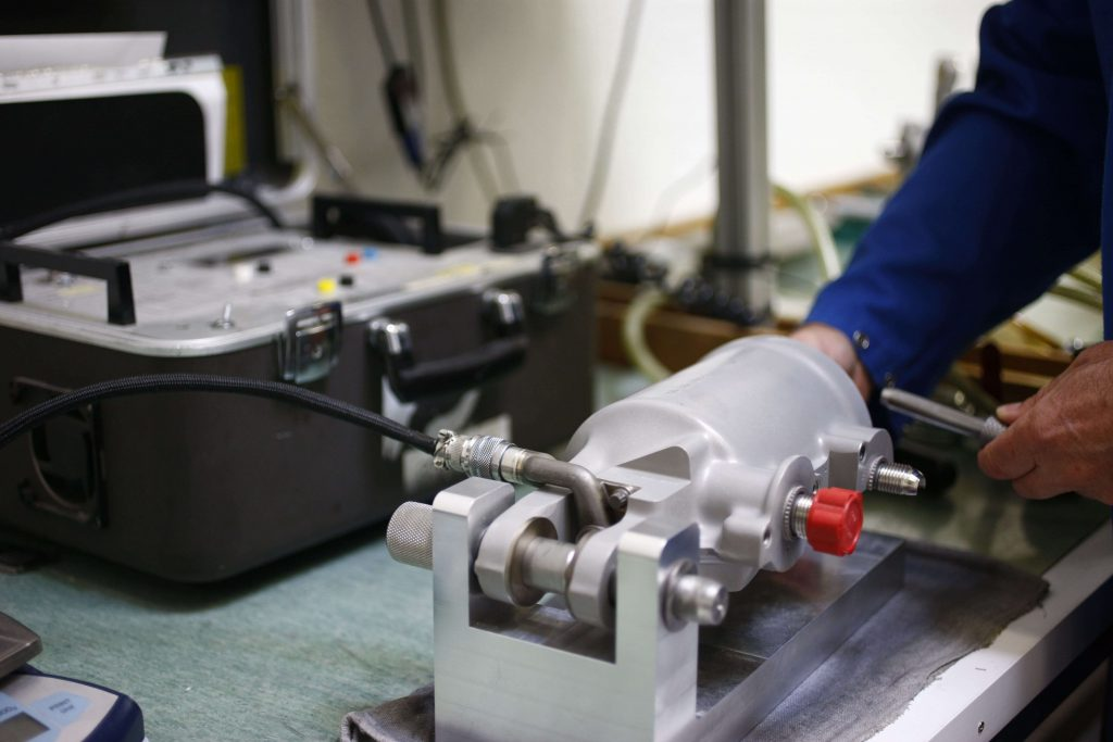 test photo piece mecanique