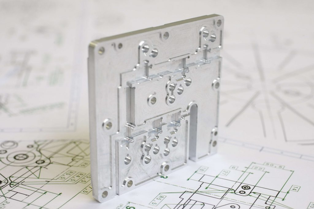 Piece mecanique aerospatial